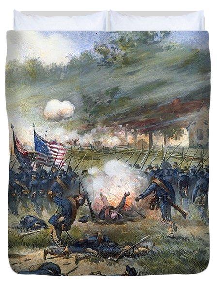 Antietam Campaign, 1862 Duvet Cover