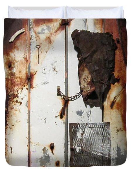 Appaloosa Duvet Cover by Snake Jagger