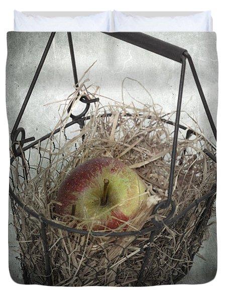 Apple Duvet Cover by Joana Kruse