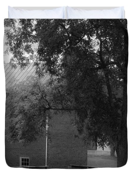 Appomatttox County Jail Virginia Duvet Cover