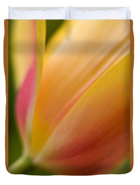 April Grace Duvet Cover