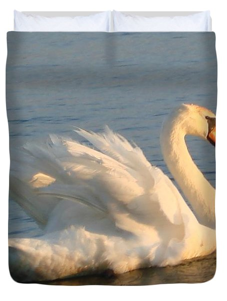 Are You Looking... Duvet Cover