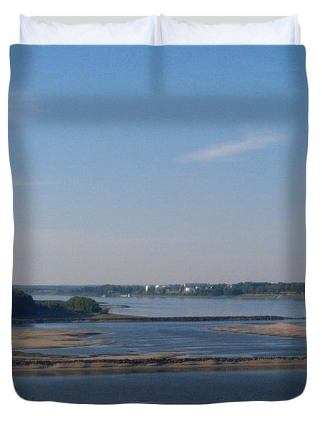 Arkansas Crossing Duvet Cover