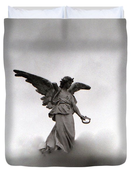 Armless Angel Duvet Cover