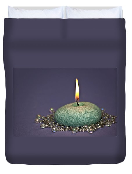 Aromatherapy Duvet Cover by Carolyn Marshall