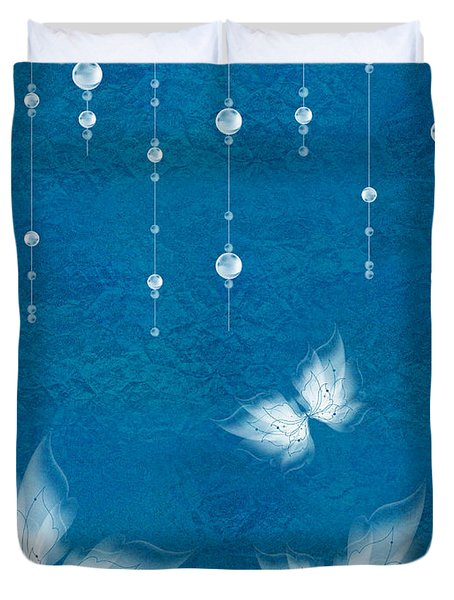 Art En Blanc - S11dt01 Duvet Cover