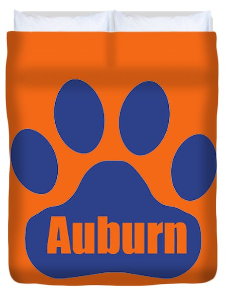Auburn Mini Canvas Duvet Cover