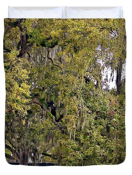 Audubon Park 2 Duvet Cover by Steve Harrington