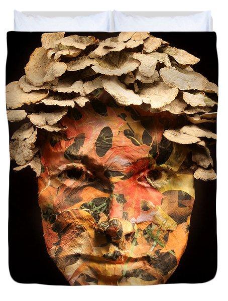 Autumn Duvet Cover by Adam Long