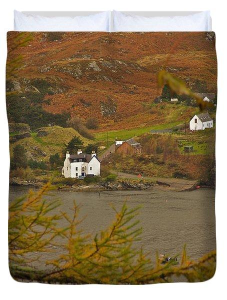 Autumn Colour Duvet Cover