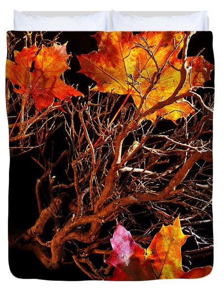 Autumnal Feelings Duvet Cover
