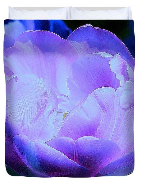 Avatar's Tulip Duvet Cover