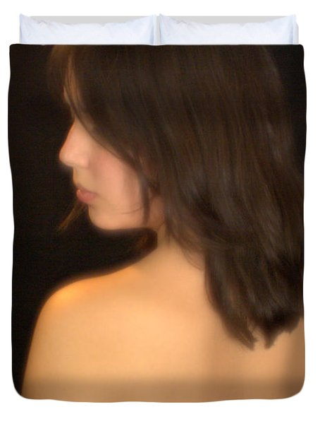 Back Profile Duvet Cover