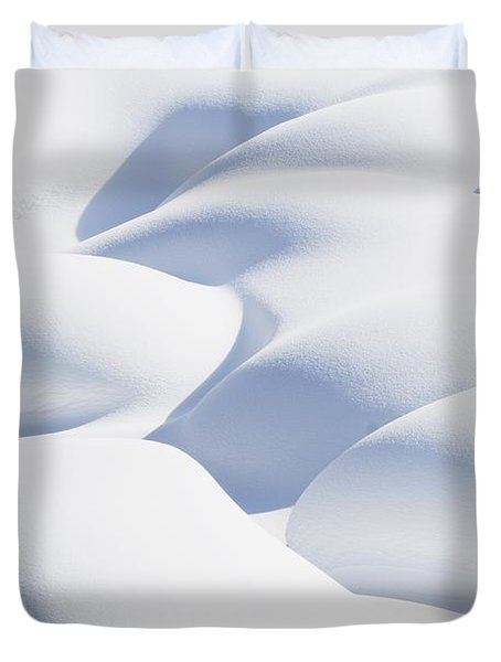 Banff National Park, Alberta, Canada Duvet Cover by Michael Interisano