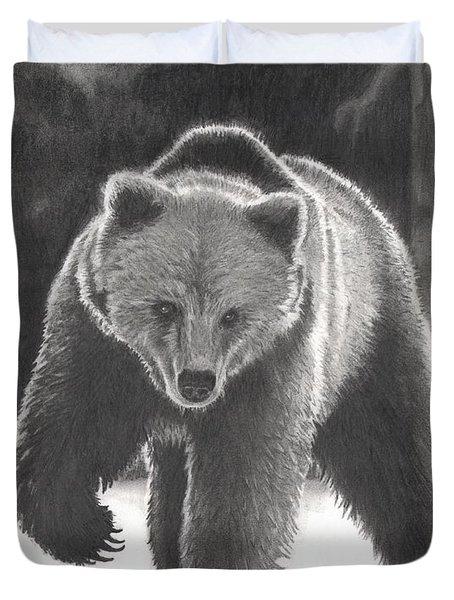 Bear Necessities Duvet Cover