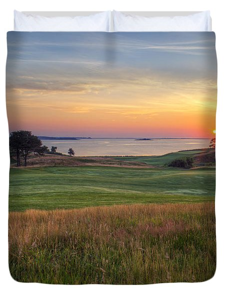 Beautiful Game Duvet Cover