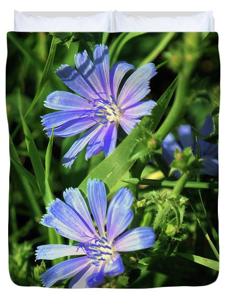 Beauty Of The Field Duvet Cover