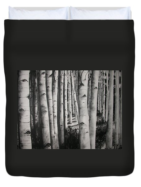 Birch Duvet Cover