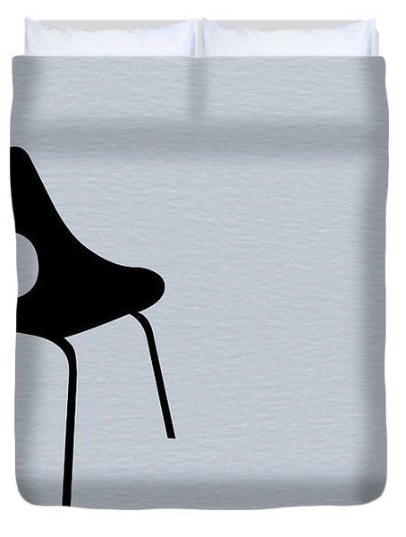 Black Chair Duvet Cover