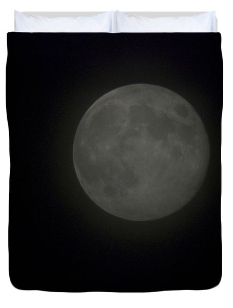 Blue Moon Duvet Cover by Thomas Woolworth