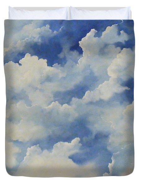 Blue Ridge Vista...sold  Duvet Cover