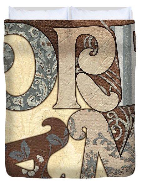 Bohemian Dream Duvet Cover