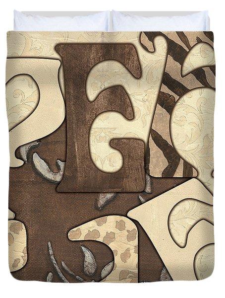 Bohemian Peace Duvet Cover