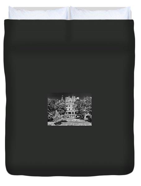 Boldt Castle 0152 Duvet Cover