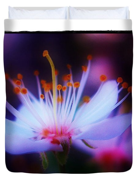 Duvet Cover featuring the photograph Bradford Ballet by Judi Bagwell