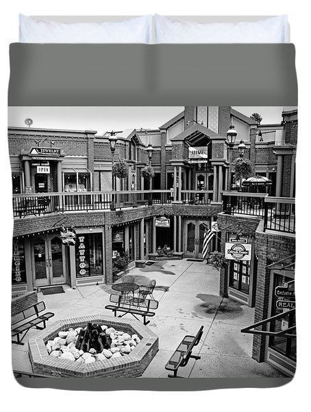 Breckenridge Colorado. Duvet Cover