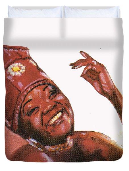 Brenda Fassie Duvet Cover