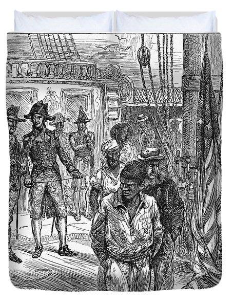 British Impressment 1807 Photograph By Granger