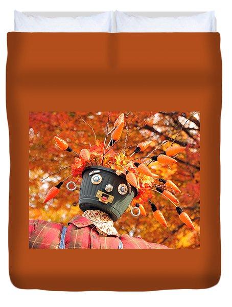 Bucket Head Duvet Cover