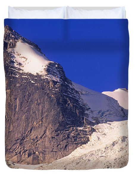 Bugaboo Spire Duvet Cover by Bob Christopher