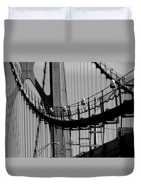 Cables Duvet Cover