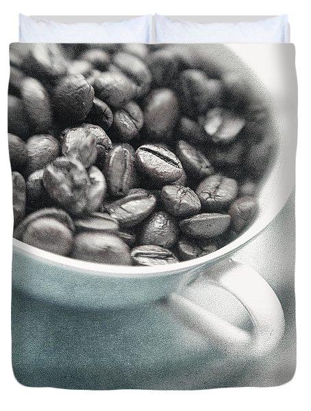 Caffeine Duvet Cover by Priska Wettstein
