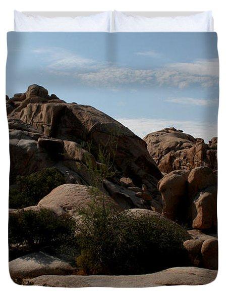 California Desert Duvet Cover