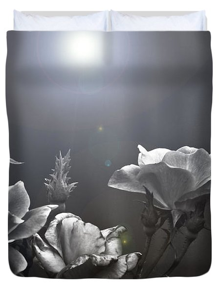Called Upon Duvet Cover
