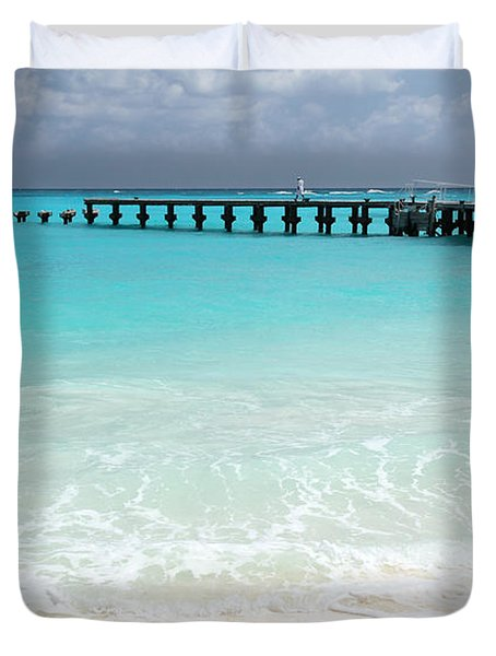 Cancun Duvet Cover