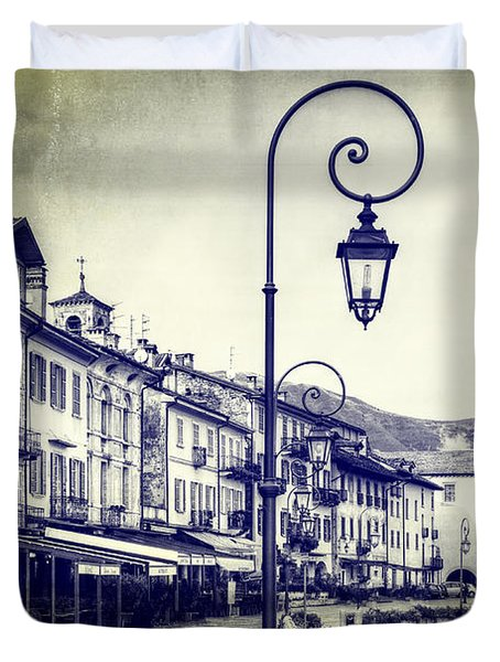 Cannobio Duvet Cover by Joana Kruse