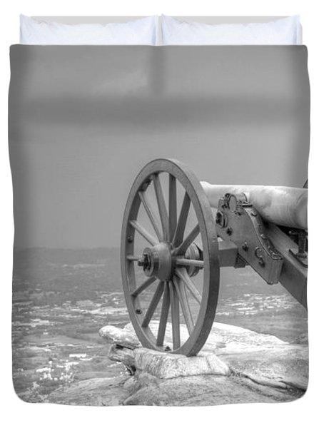 Cannon Duvet Cover