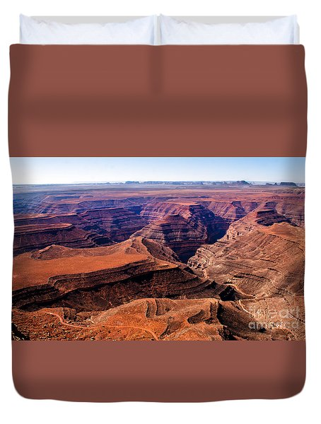 Canyonlands II Duvet Cover by Robert Bales