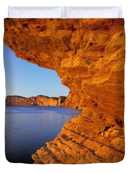 Cap Bon Ami Forillon National Park Photograph By Yves Marcoux