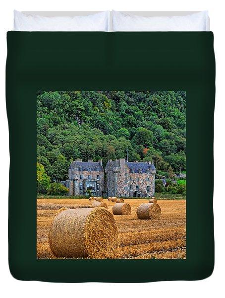Castle Menzies Duvet Cover