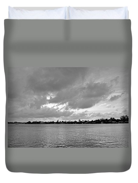 Channel View Duvet Cover