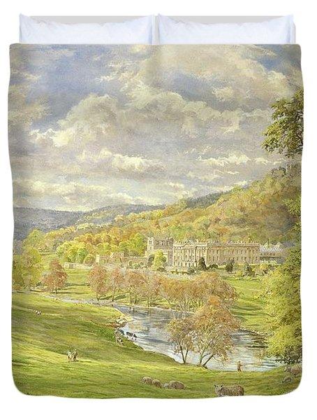 Chatsworth Duvet Cover by Tim Scott Bolton
