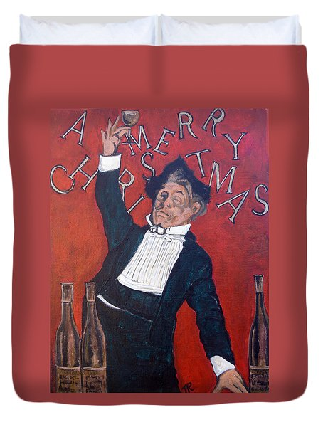Cheers Duvet Cover by Tom Roderick