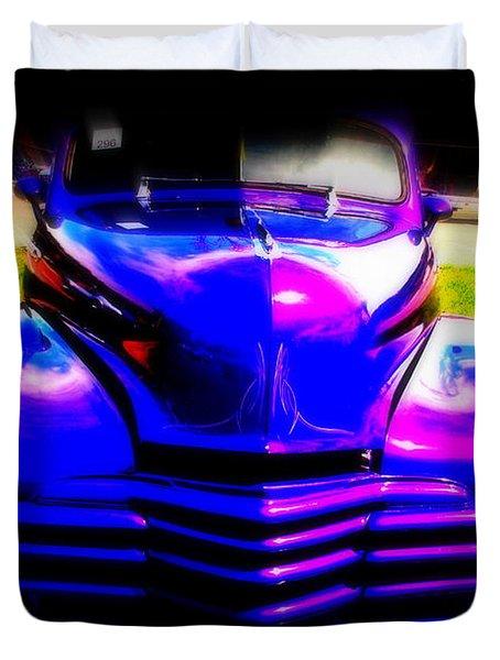 Chevy Reborn Duvet Cover by Susanne Van Hulst