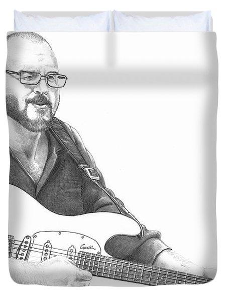 Christopher Murphy Elliott Duvet Cover by Murphy Elliott