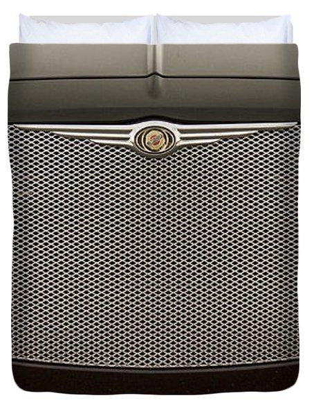 Chrysler Duvet Cover by James BO  Insogna
